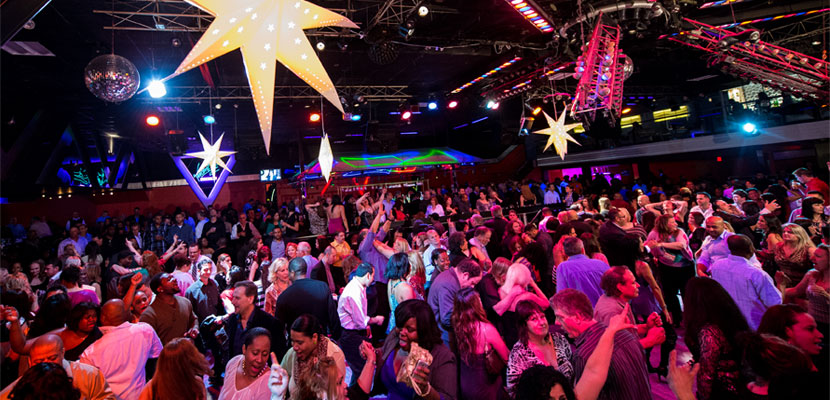 saturday dance party at vincent's nightclub