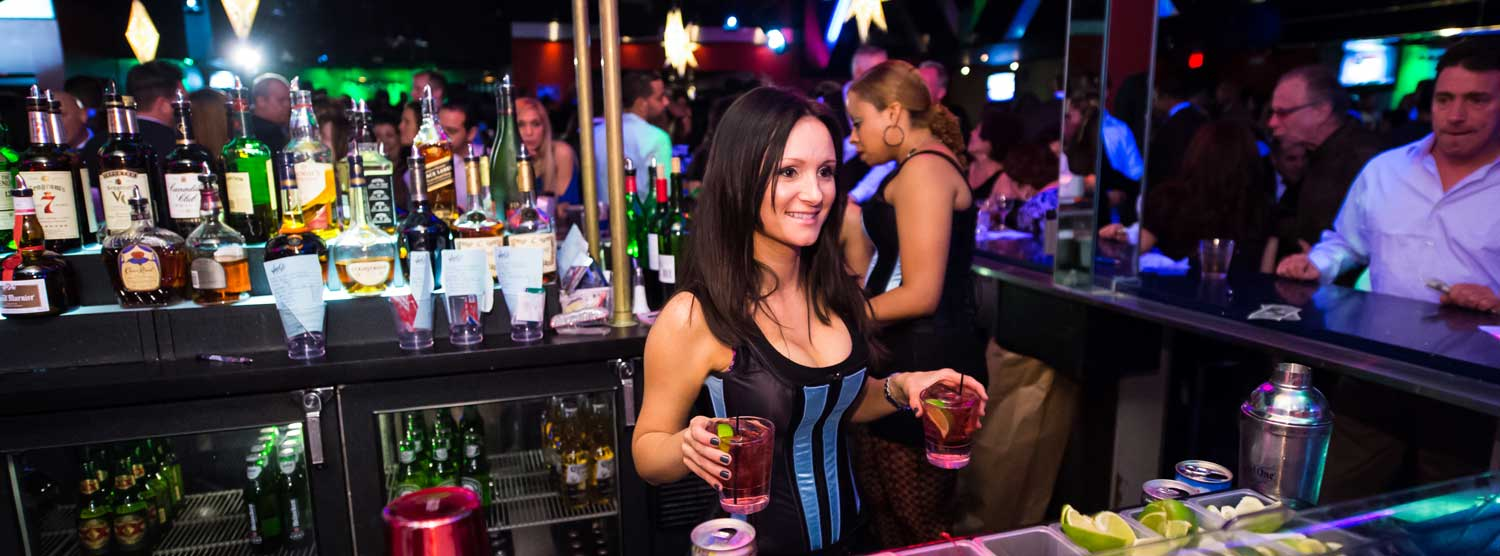 Great drinks at Vincent's Nightclub
